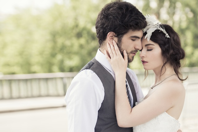 how to attract affluent wedding photography clients