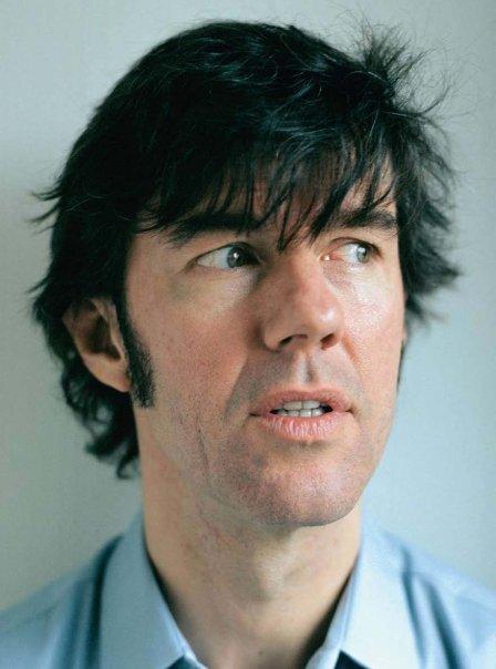 Designer Stefan Sagmeister. Photo via Facebook.
