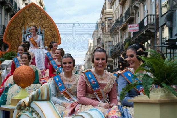 Photo courtesy of Dan Feldman: Fallas Festival, Valencia Spain