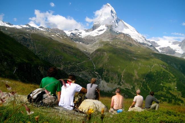 Photo Courtesy of Dan Feldman: Switzerland