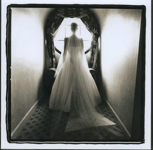 40-Bride by window