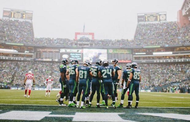 Photo courtesy Seattle Seahawks on Instagram.