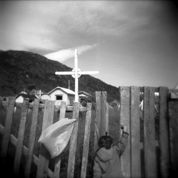 Old cemetary outside of Bahia Murta.  Photo courtesy Brigitte Grignet.