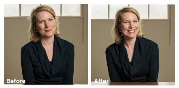 Before and After Social Media Image
