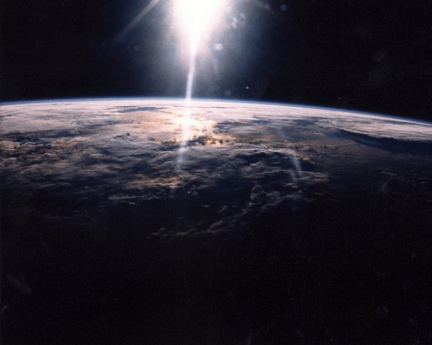 35mm earth from space