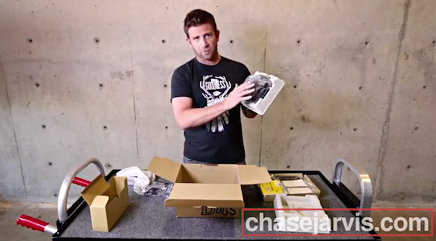 nikon d4s unboxing chase jarvis