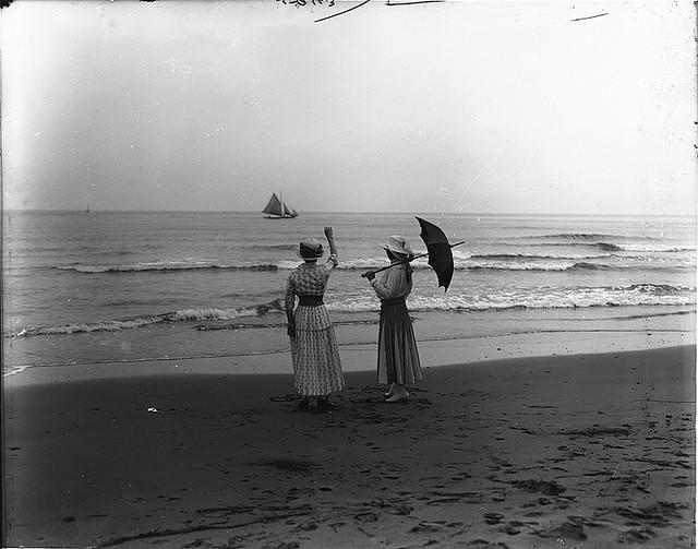 Vintage swimsuit photos