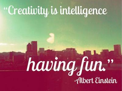 creativity quote inspiration