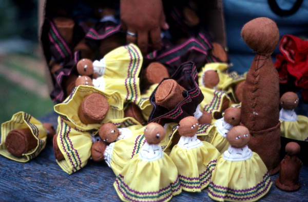 vintage dollmaking