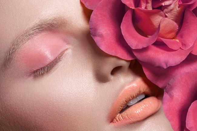 Beautifully color-balanced skin.