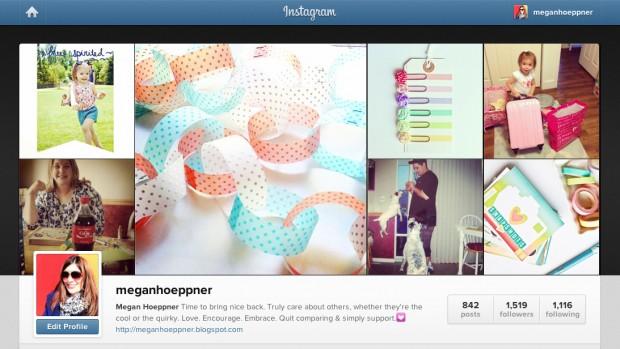 instagram scrapbooking
