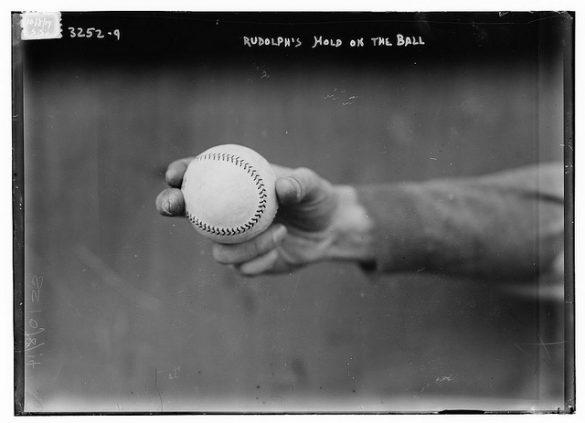 dick rudolph pitcher