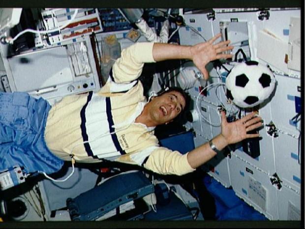 NASA soccer