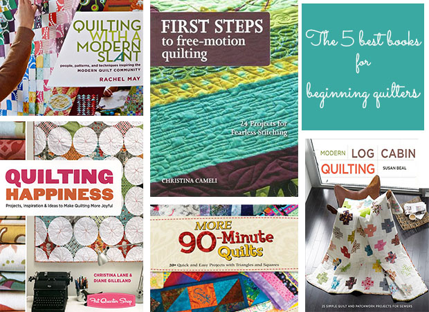 best quilting books for beginners