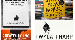 reading list for creatives