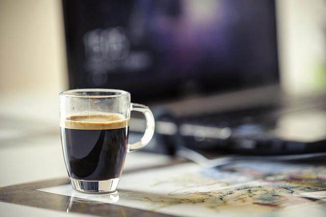 coffee creativity study