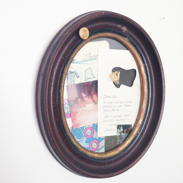 DIY: How to Use Vintage Picture Frames to Make Home Decor
