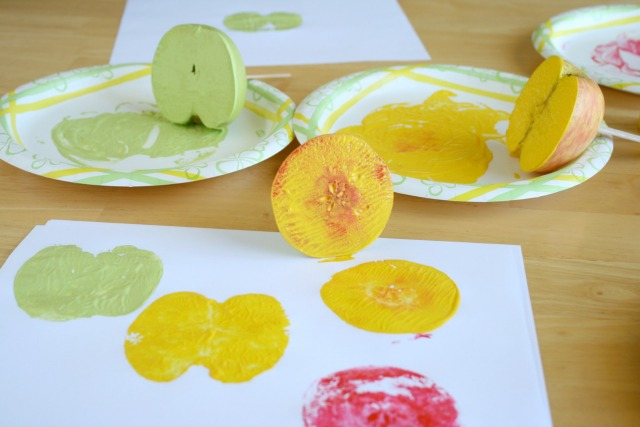 Apple stamping cards 5
