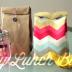 diy lunch bags