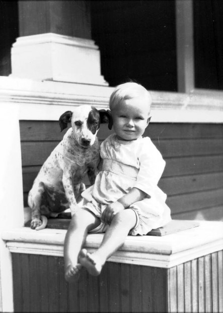 vintage family photography