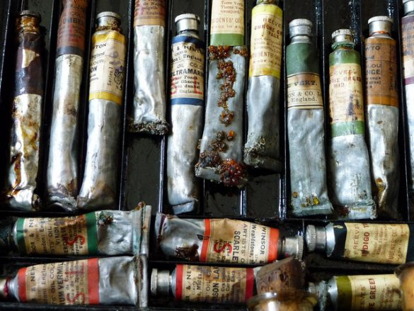 thriving artist habits