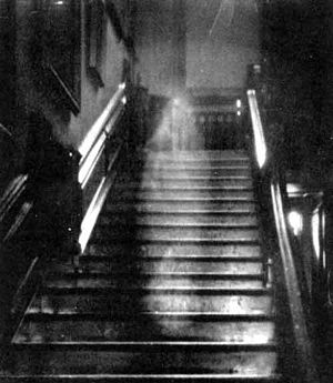 mysterious ghost photos