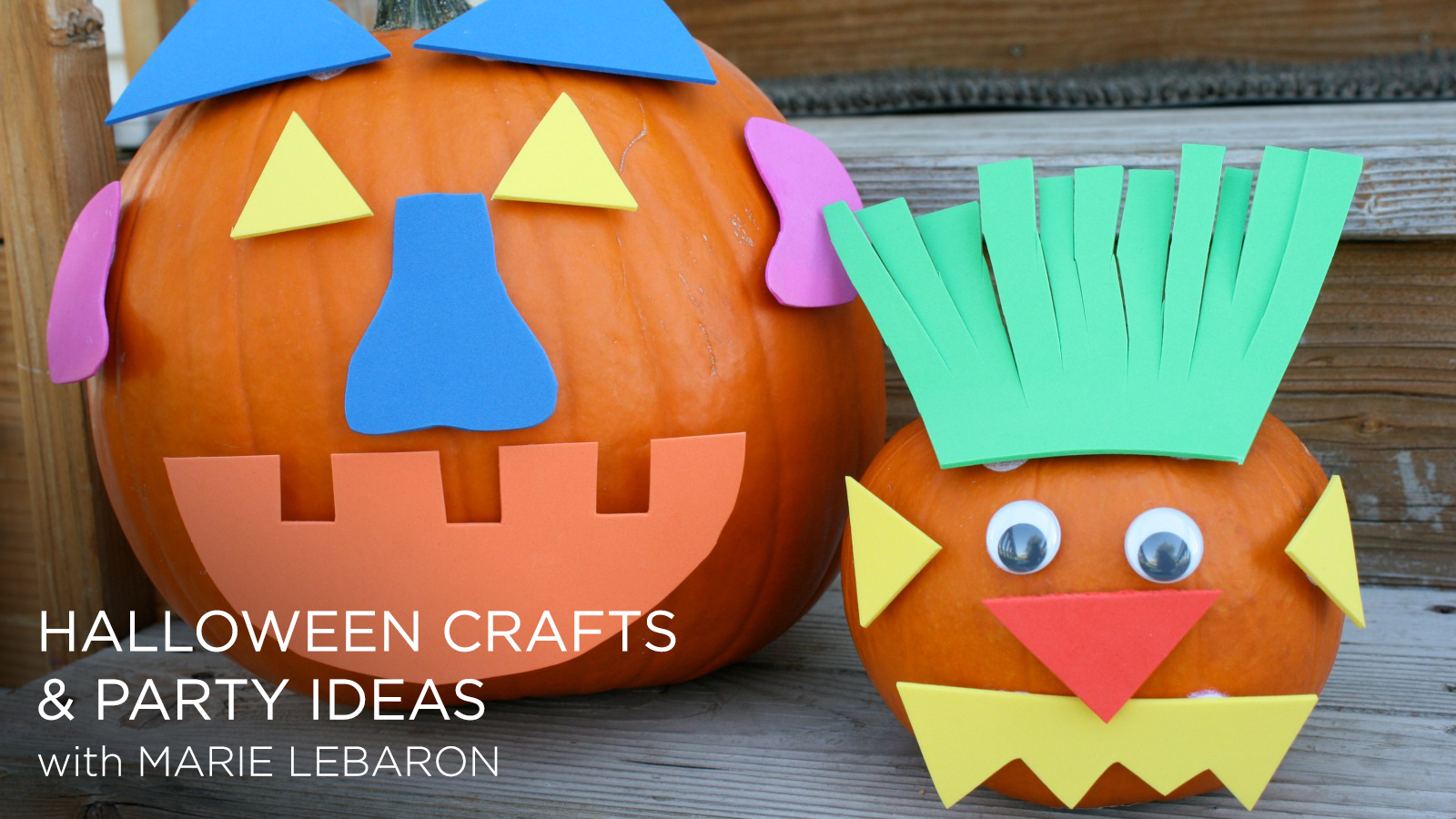 Halloween Crafts and Party Ideas!