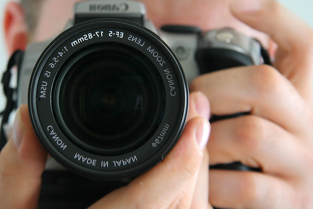 how to focus a self portrait