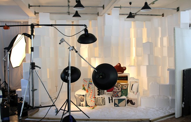 behind the scenes at Urban Outfitters