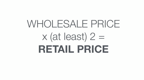 wholesale pricing for crafters