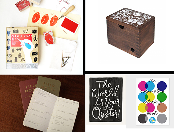 10 gifts that inspire creativity