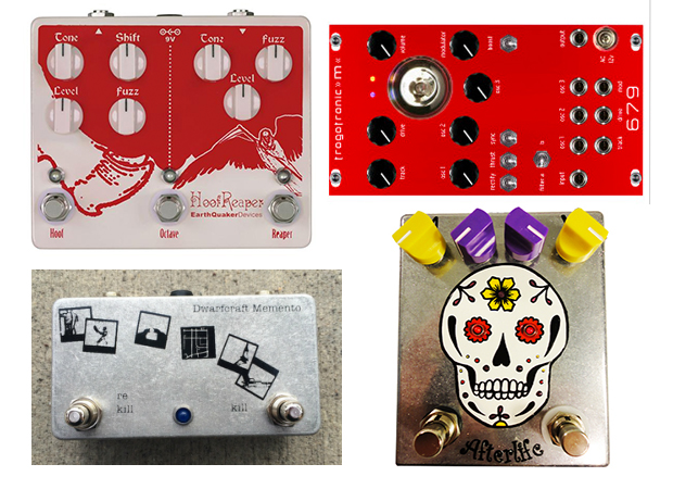 best guitar pedals of 2014