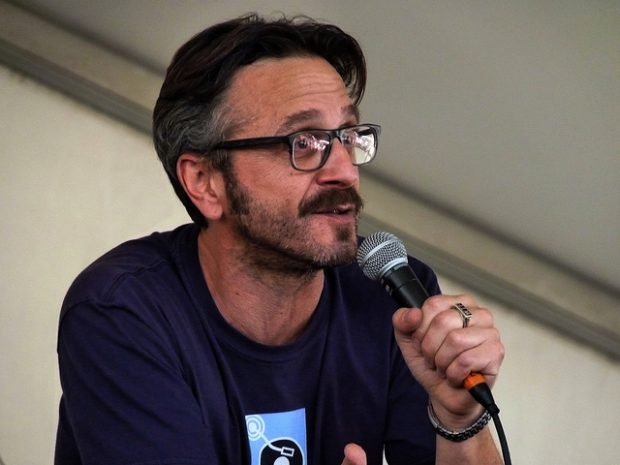 marc maron podcasting career