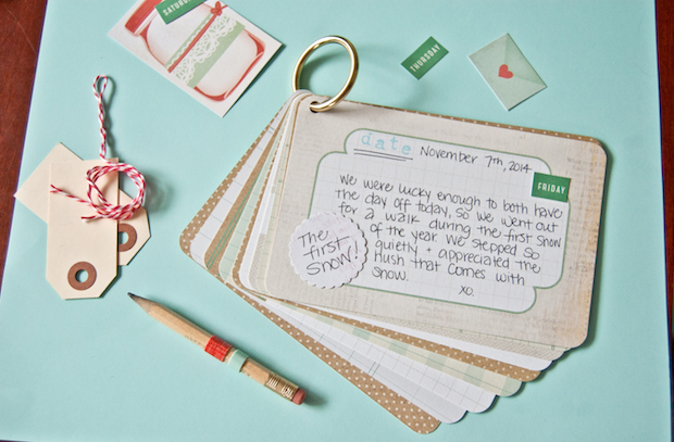 Diy Valentine S Day Gift Idea Memory Capture Kit