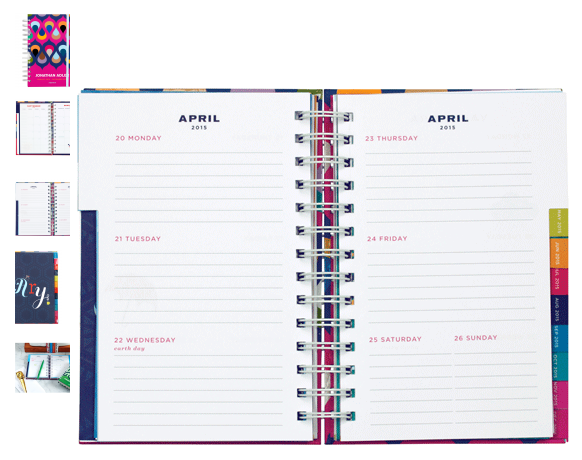 Calendar Notebook App : Get organized with these must have notepads planners and