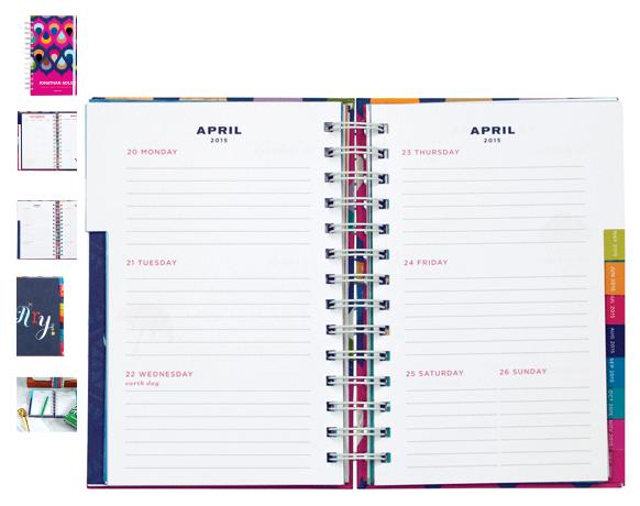 best calendars to get orgazined