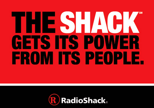 the shack radioshack rebrand
