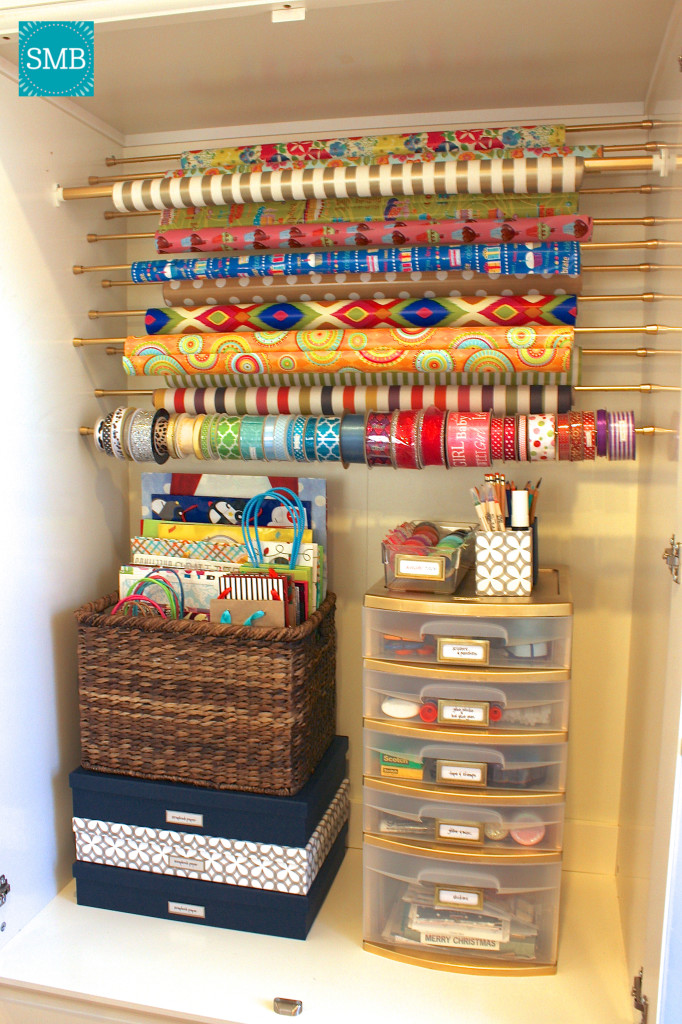 craft ideas for garage sales - 14 Ideas To Help You Organize Your Craft Room