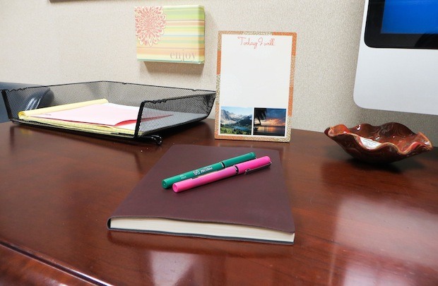 5 steps to organize your workspace