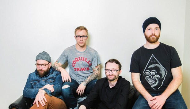 the weather band interview