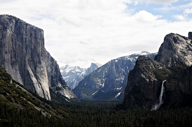 yosemite national park photography
