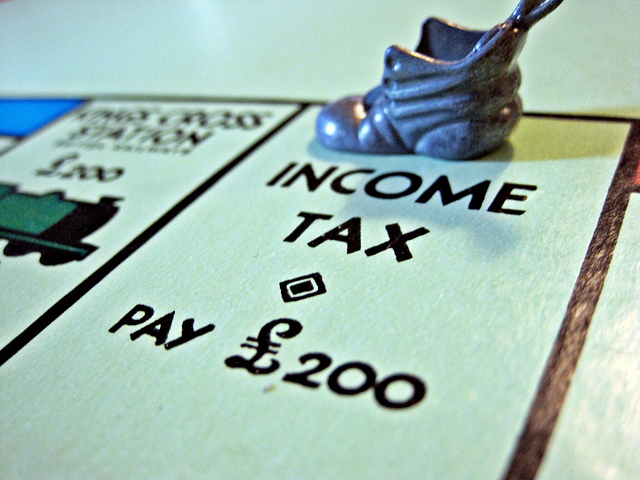 what happens if you don't file your taxes