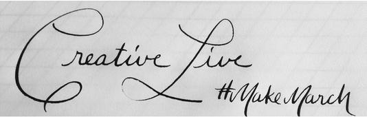 calligraphy starting