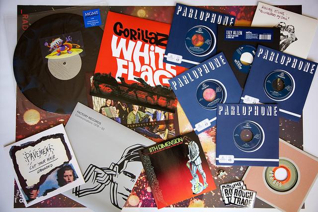 record store day haul