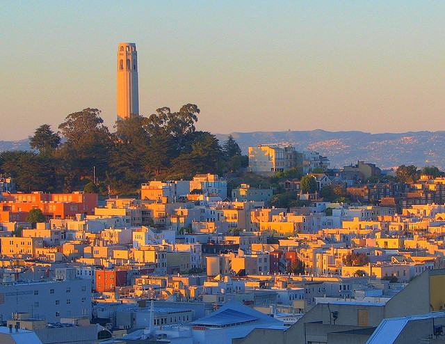 One Place, 11 Photos: San Francisco's Coit Tower