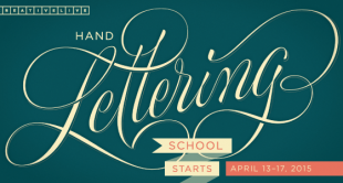 hand-lettering classes