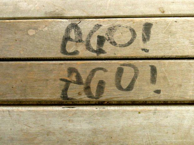 ego too much praise