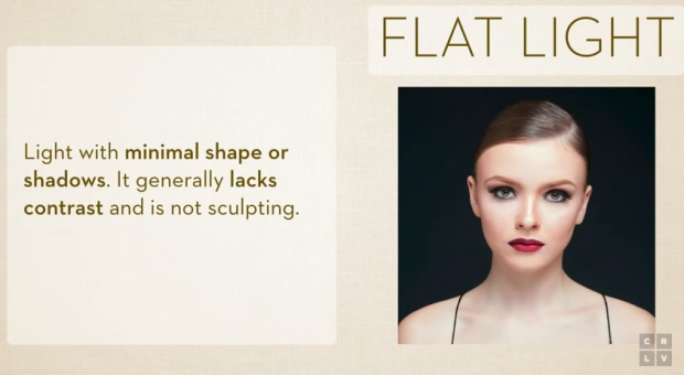 flat light meaning