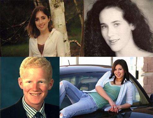 senior portrait examples