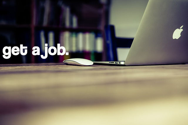 creative jobs to apply for